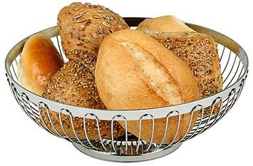 סלסלת לחם מנירוסטה
