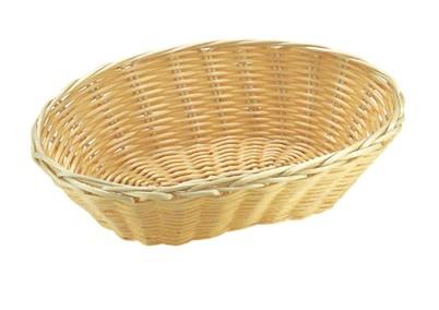 סלסלת לחם אובלית