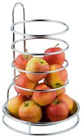 מתקן להצגת פירות נירוסטה