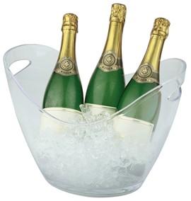 """שמפניירה אקרילית 35X27 ס""""מ"""