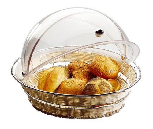 סלסלת לחם עגולה למזנון
