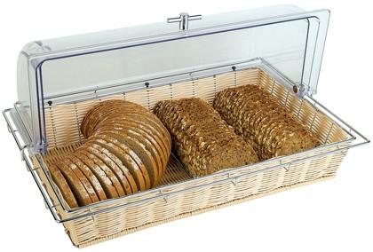 סלסלת לחם לתצוגה
