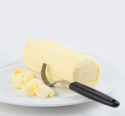 סכין לתלתלי חמאה