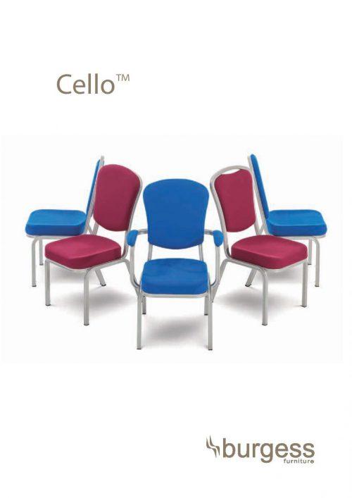 כיסאות לאירועים דגם CELLO