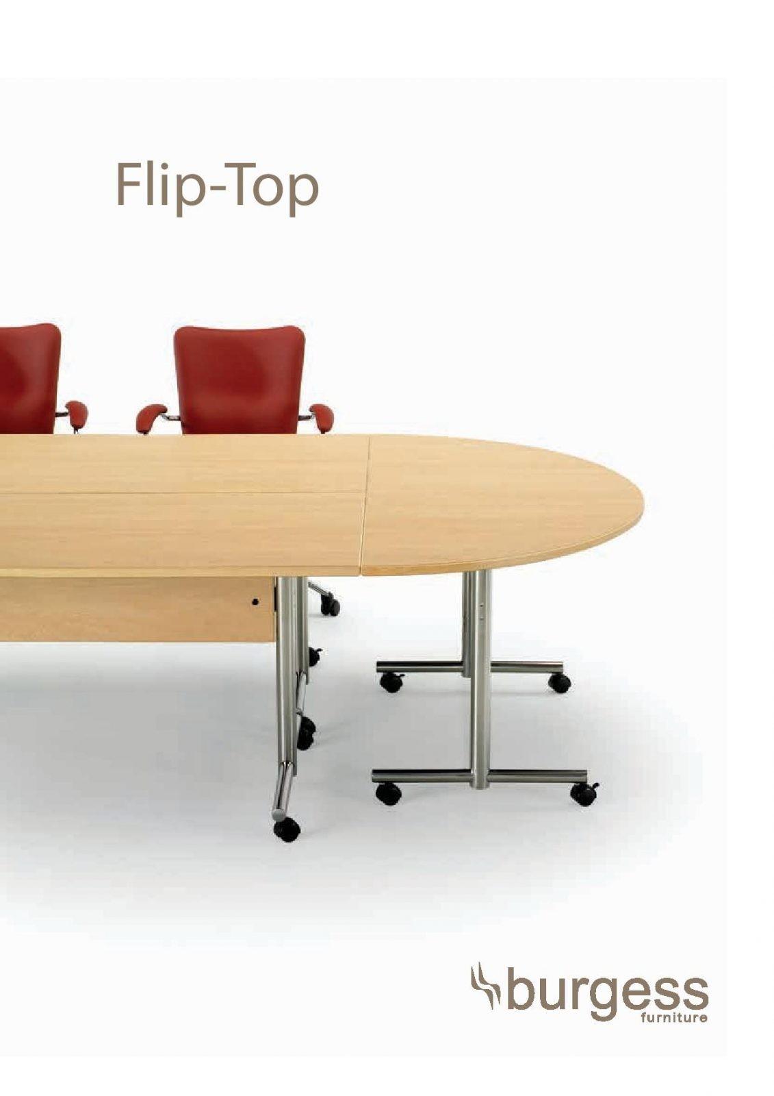 שולחנות דגם FLIPTOP