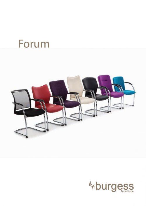 כיסאות דגם FORUM