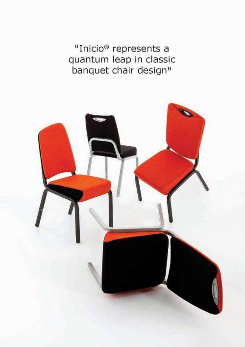 כיסאות מעוצבים דגם INCIO