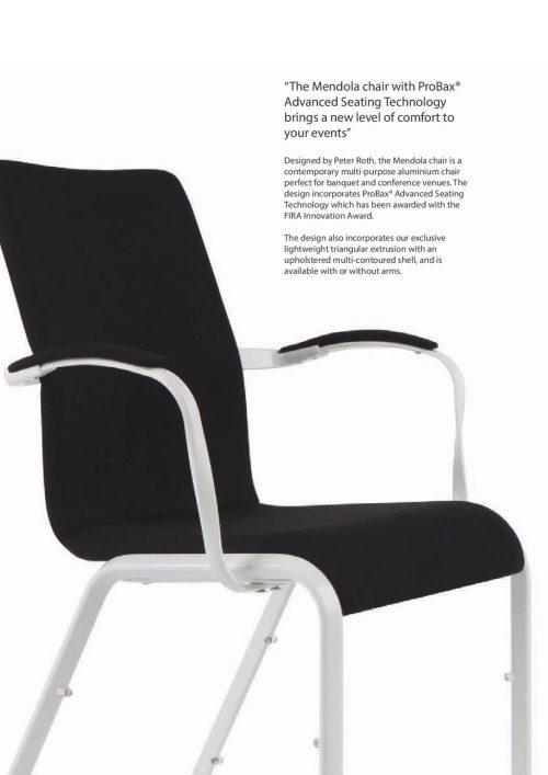 כיסאות מעוצבים דגם MENDOLA