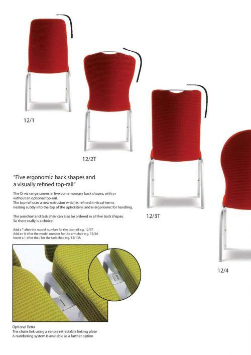 כיסאות מעוצבים דגם ORIVIA