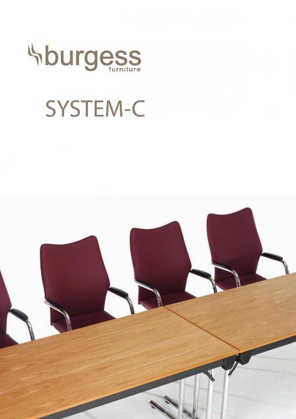 שולחנות דגם SYSTEM C