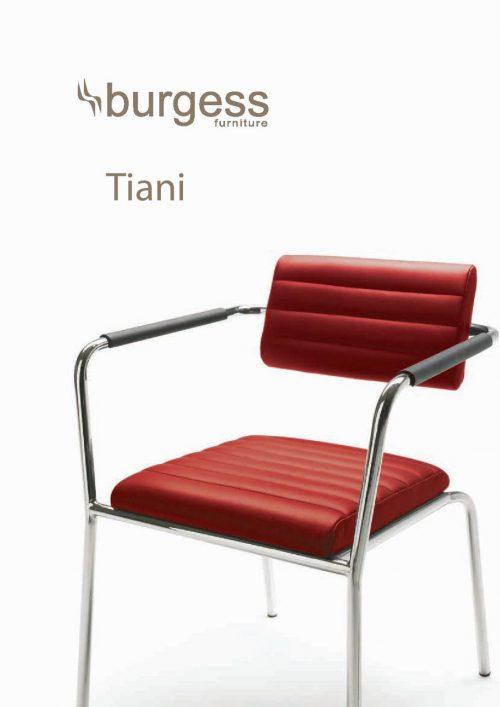 כיסאות דגם TIANI