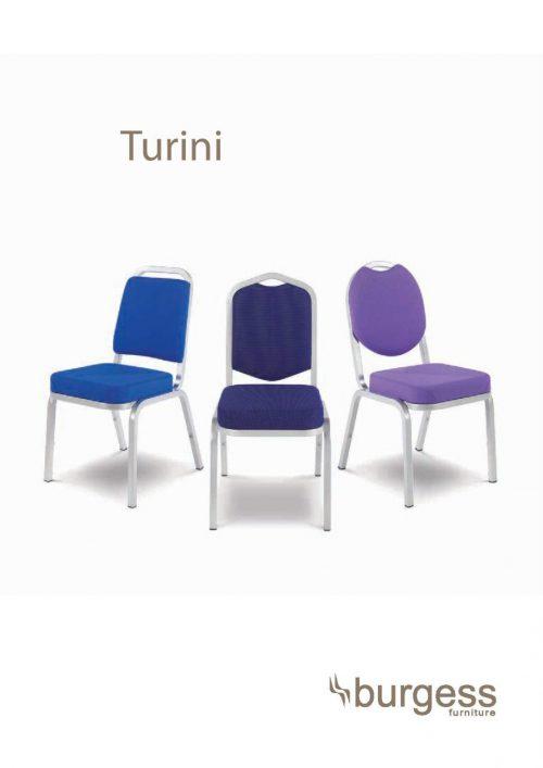 כיסאות ארועים דגם TURINI