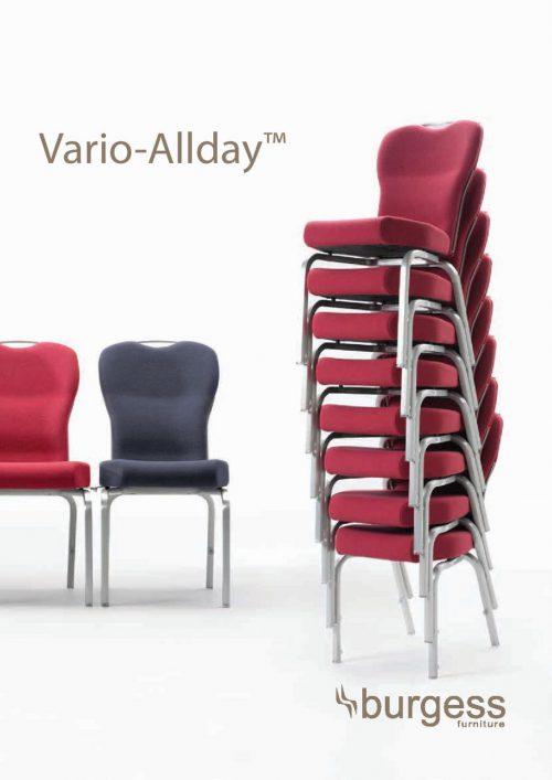 כיסאות לארועים דגם VARIO